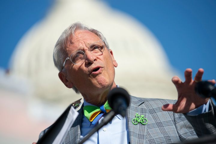 Rep. Earl Blumenauer (D-Ore.) has been proposing legislation to reinstate Superfund taxes for over a decade.
