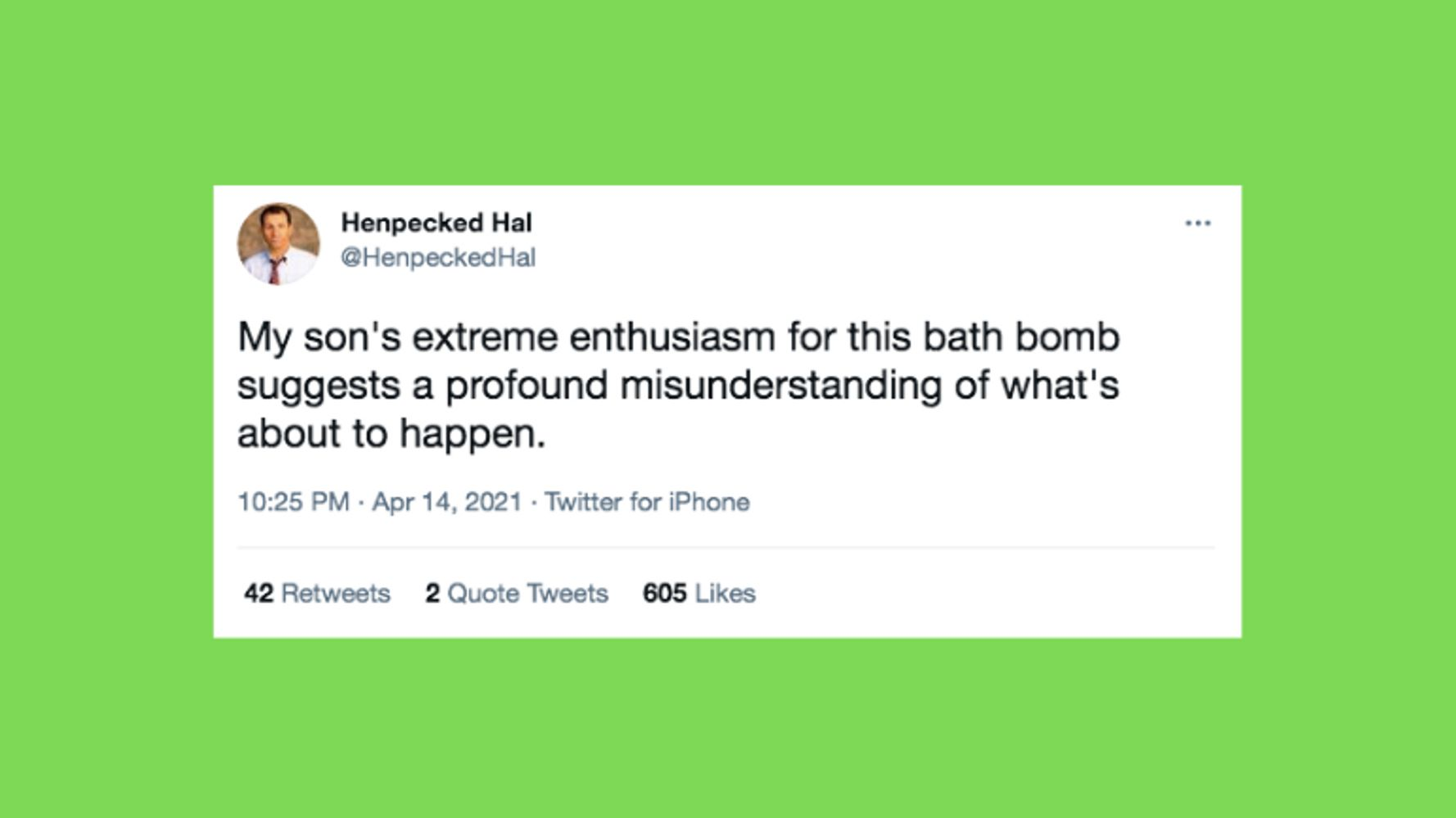 The Funniest Tweets From Parents This Week (April 10-16)