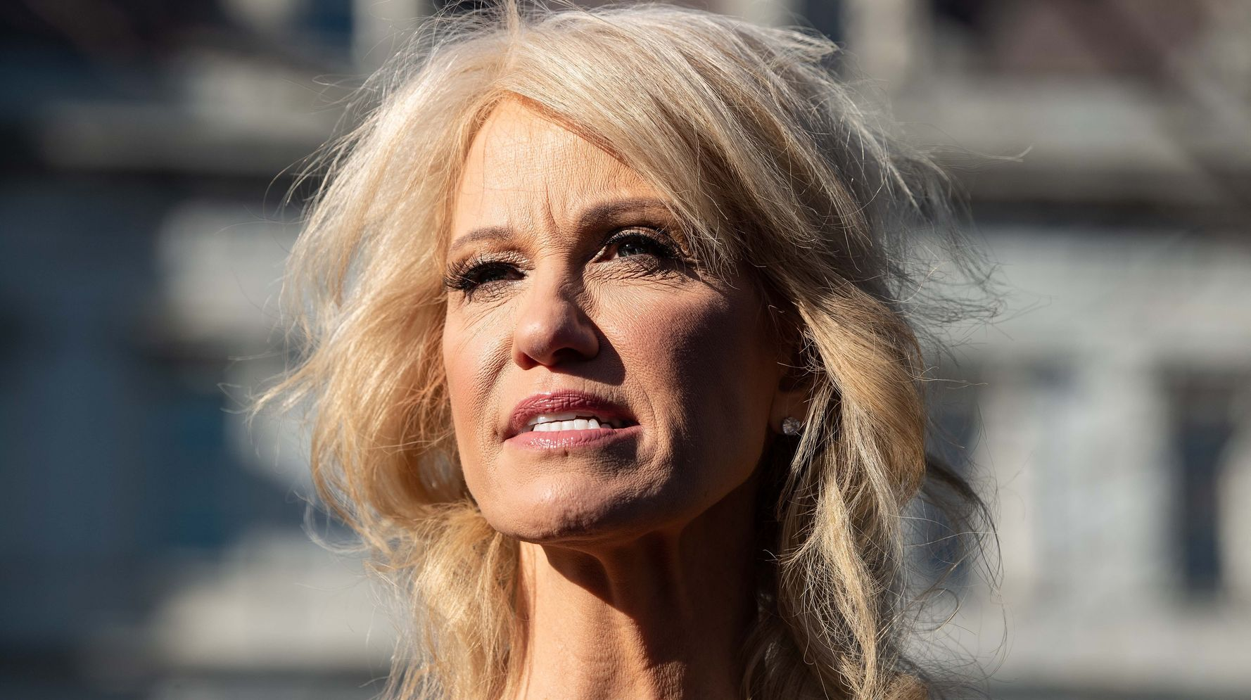 Kellyanne Conway Joins Campaign Of Senate Candidate In Ohio She Compares To Trump