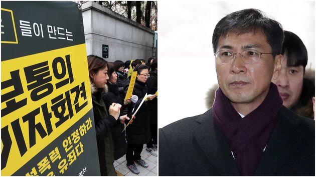 안희정 사건 피해자 김지은 씨에게 '악플' 달아 벌금형 받은 범인이 송파구청 정무직 공무원으로 재직 중이다.지난해 10월 유죄가 확정됐으나, 올해 1월 정무직 6급으로