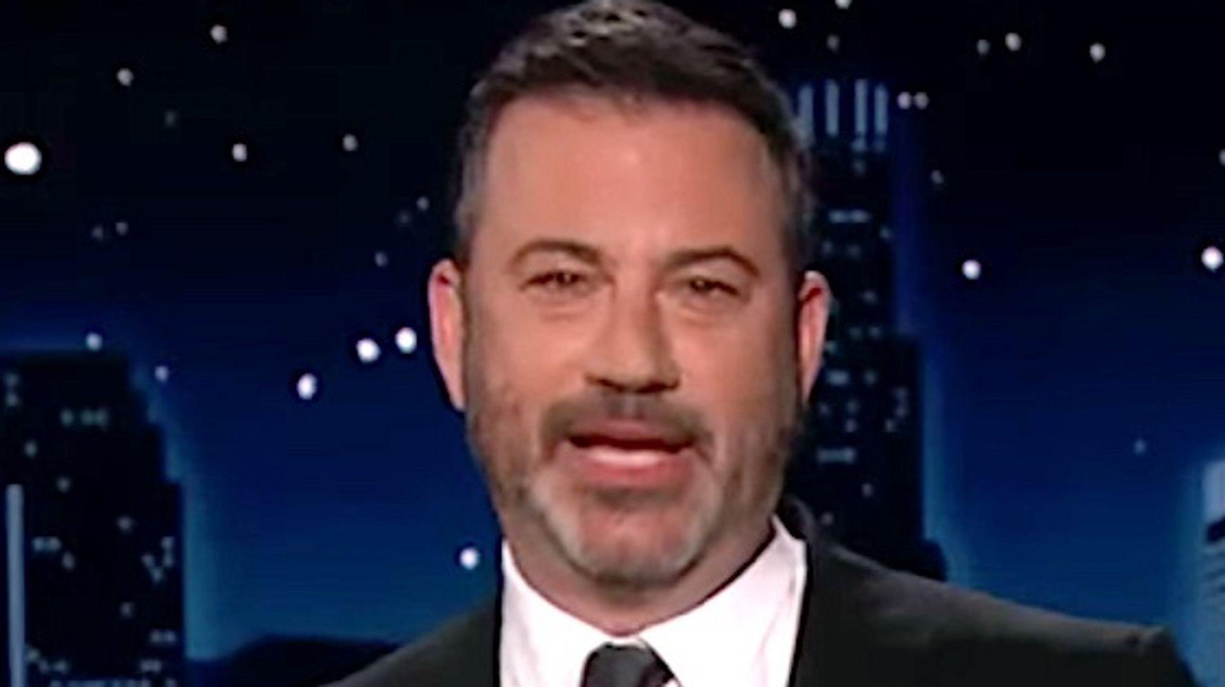 Jimmy Kimmel Gives Anti-Vaxxers A Blunt Reality Check On The Coronavirus Shot