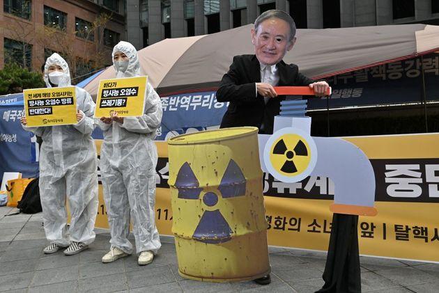 Perché le acque radioattive di Fukushima non dovrebbero essere scaricate