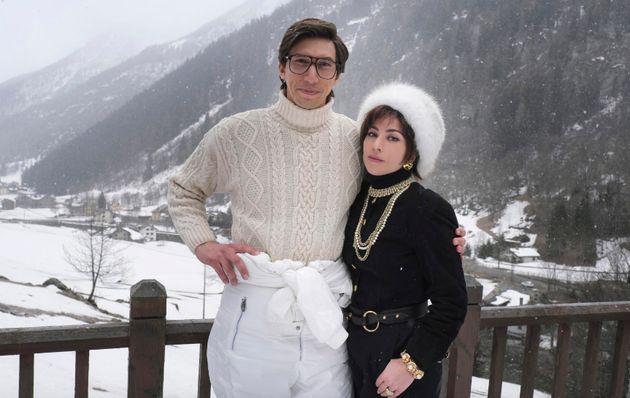 Adam Driver et Lady Gaga, à l'affiche du film