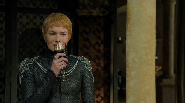 Cersei Lannister, la gran villana.