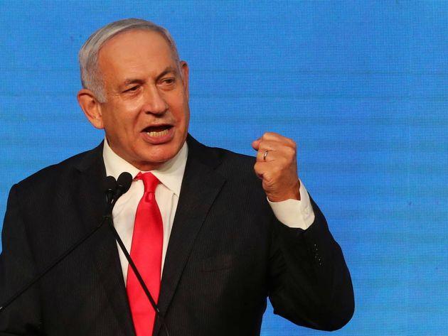 El primer ministro de Israel,Benjamin