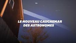 Les astronomes lancent l'alerte contre la pollution lumineuse des