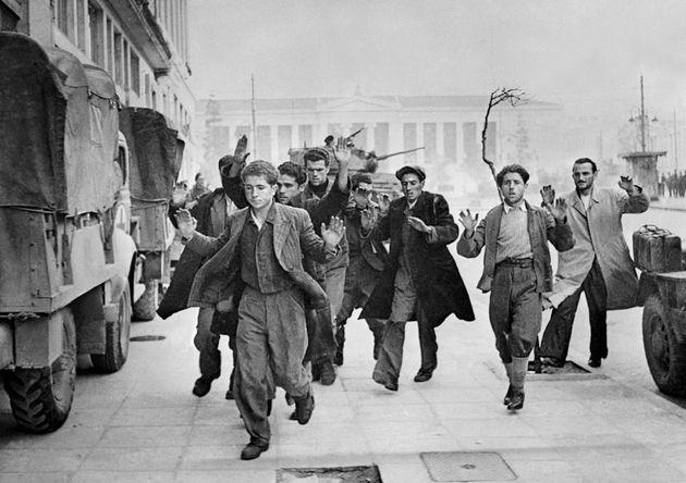 Αθήνα 1944 Ο Β΄Παγκόσμιος...