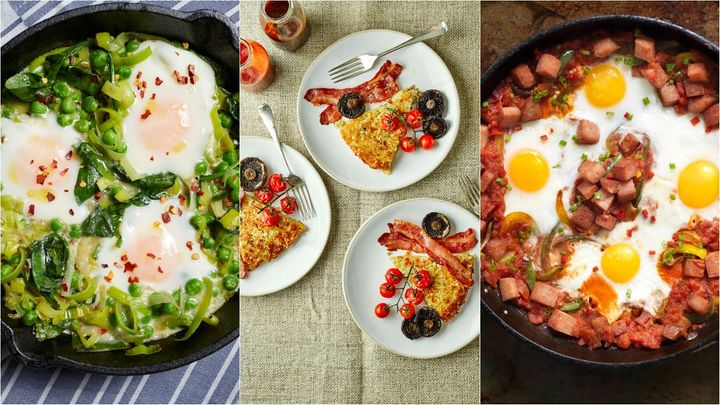 Breakfast Hangover Recipes