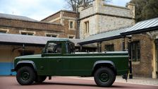 Prince Philip Designed His Own Hearse By Modifying Land Rover
