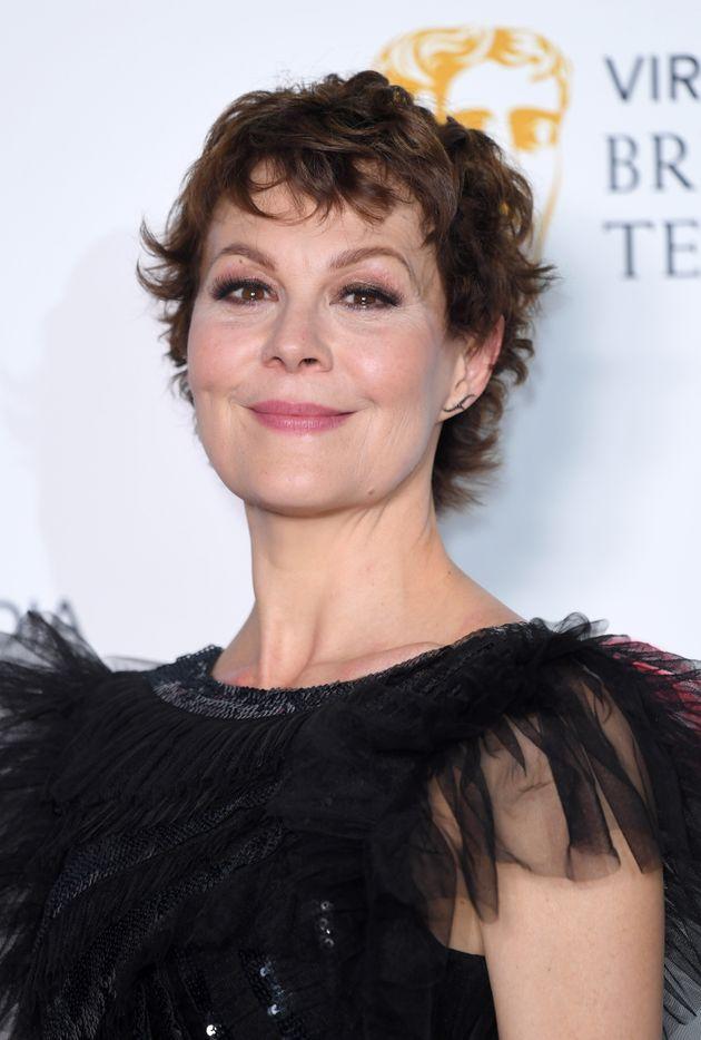 La actriz Helen