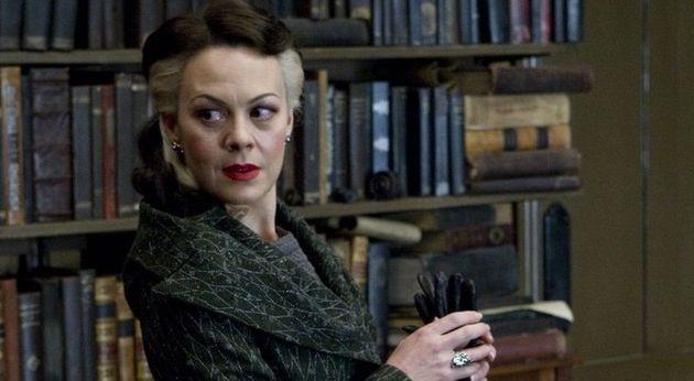 Helen McCrory en 'Harry