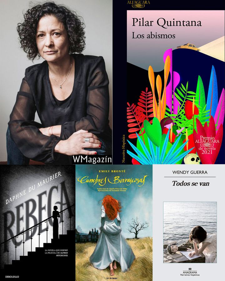 Los libros que inspiraron 'Los abismos', de Pilar Quintana.