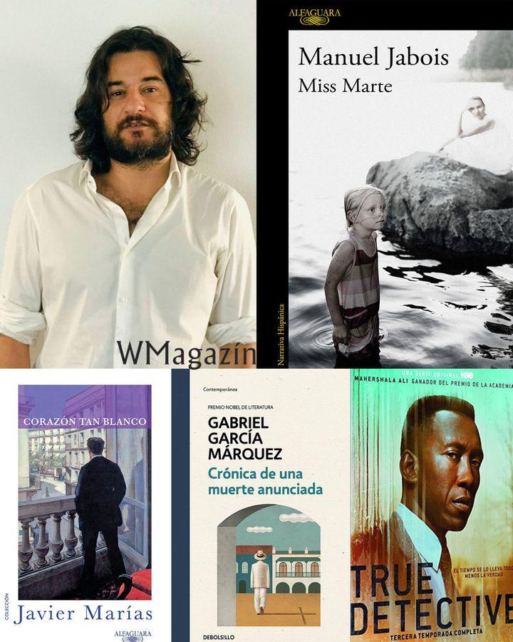 Las obras que inspiraron 'Miss Marte', de Manuel Jabois.