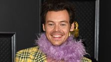 Harry Styles Channels 'The Little Mermaid' And Makes A Splash On Twitter