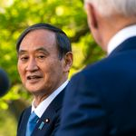 「オリンピック開催、無責任では?」→菅首相、質問答えずスルー。バイデン大統領との共同会見で