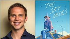 In 'The Sky Blues,' A Queer Teen's Path To Self-Acceptance Doesn't End At Coming Out