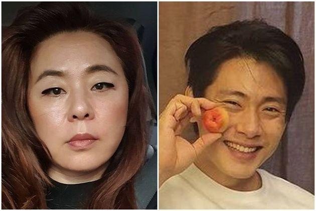 아티스트 니키리와 배우 유태오