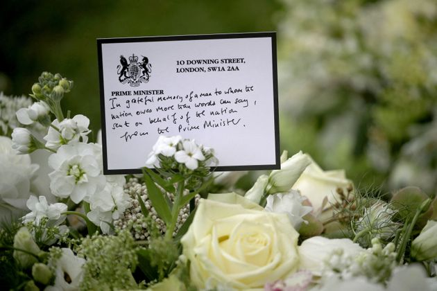 Η κηδεία του πρίγκιπα Φιλίππου, Δούκα του