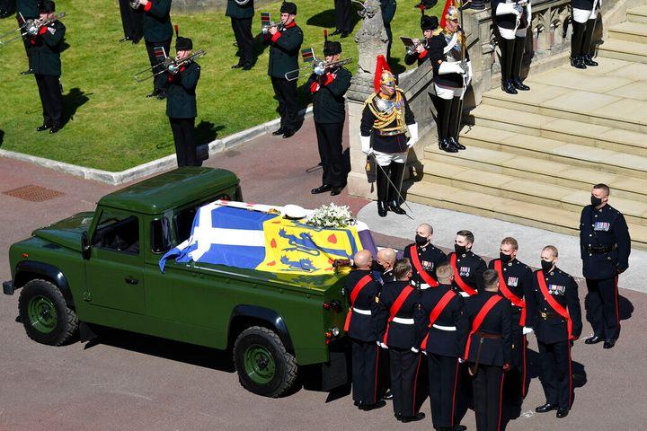El Land Rover diseñado por Felipe de Edimburgo.