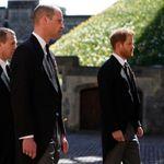 Les princes Harry et William réunis en public pour la première fois depuis plus d'1
