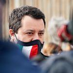 Σε δίκη παραπέμπεται ο Ματέο Σαλβίνι που βάζει στο κάδρο και τον τέως πρωθυπουργό