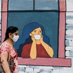 Στις άδειες πόλεις του κόσμου ανθίζει η Τέχνη του Δρόμου. Τα 31 καλύτερα graffiti της