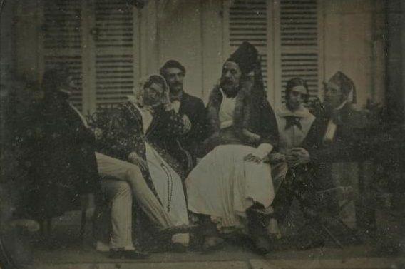 O Κωλέττης το 1842 στοΠαρίσι,...