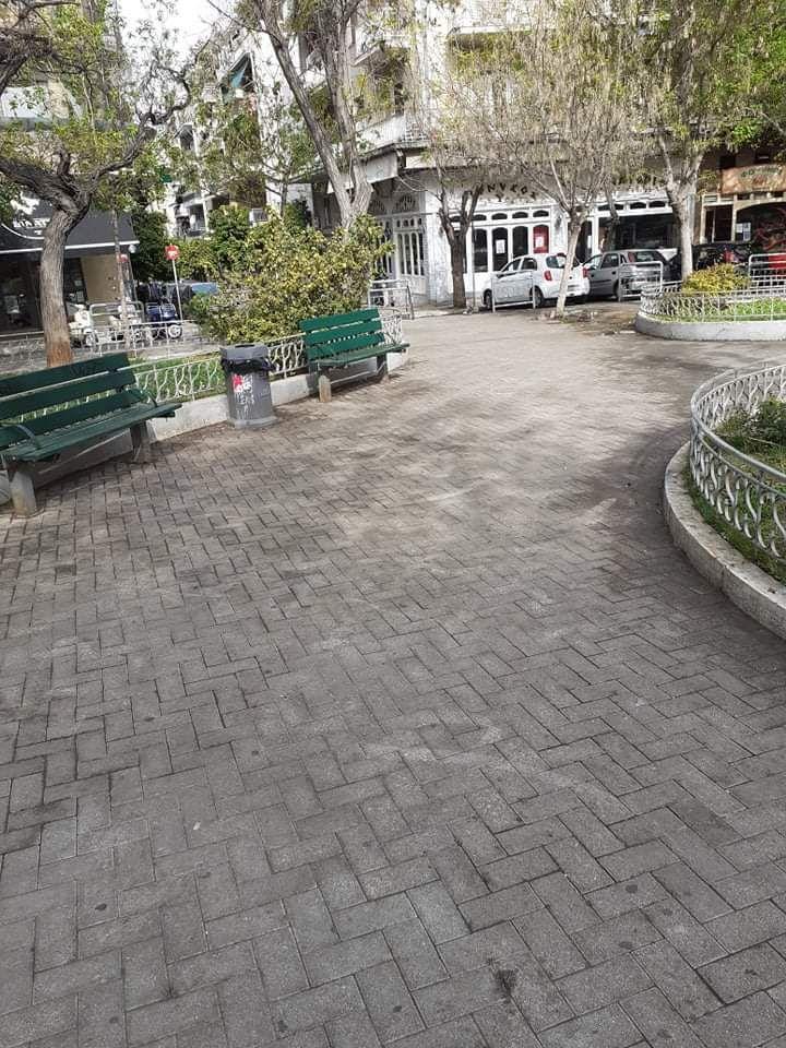Πλατεία Αγίου Γεωργίου (μετά)