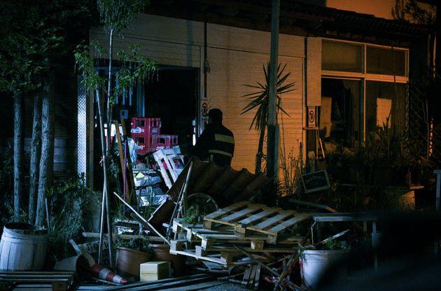 Νεκρός άνδρας 40 ετών σε πυρκαγιά σε οικία στη Νέα
