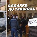 Policiers brûlés à Viry-Châtillon: colère des syndicats après un verdict sous