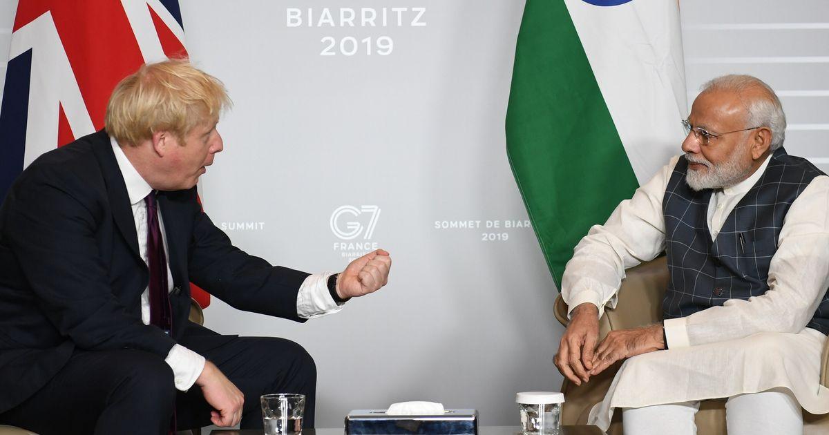 Boris Johnson Must Cancel India Trip Amid Covid Variant Concerns, Labour Says