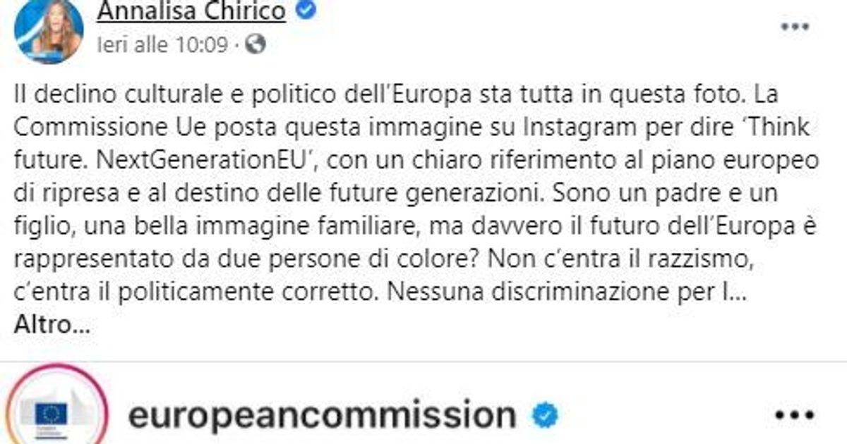 Cara Chirico, noi europei siamo figli di milioni di menti e pigmenti (di manginobrioches)