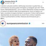 Cara Chirico, noi europei siamo figli di milioni di menti e pigmenti (di
