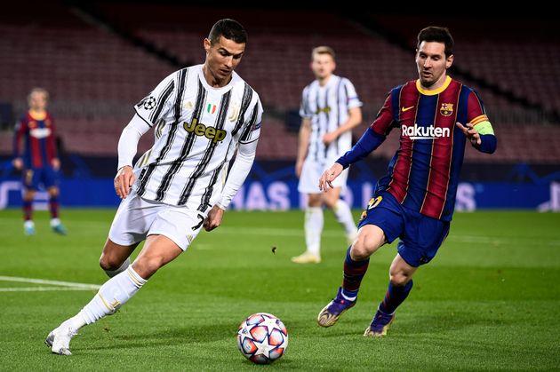 Cristiano Ronaldo et Lionel Messi, stars de la Juventus Turin et du FC Barcelone, se retrouveront-ils...