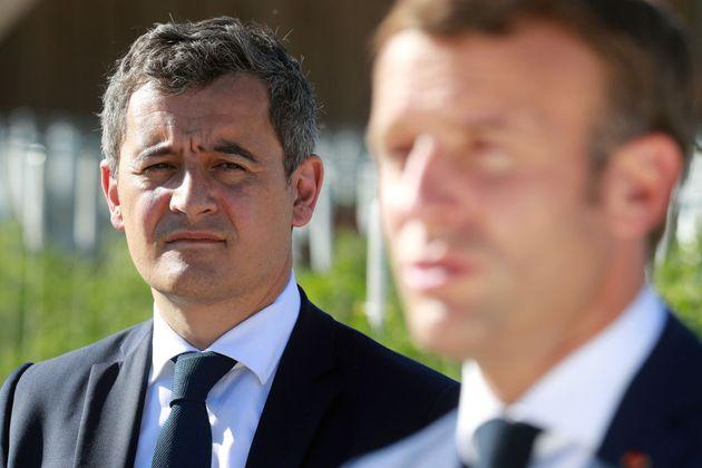 Emmanuel Macron à Montpellier pour creuser son sillon sécuritaire