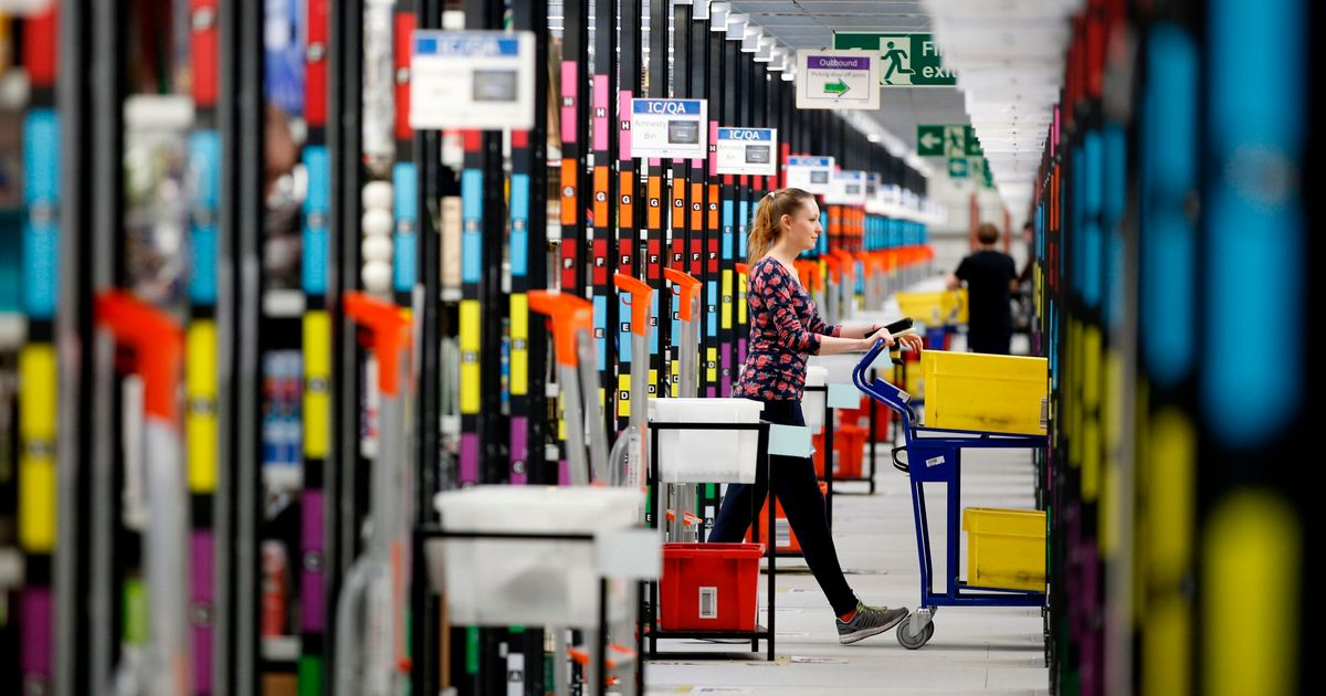 Tax 'Avoiding' Firms Like Amazon Should Not Benefit From Post-Covid Subsidy, MPs Say