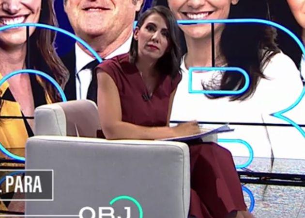 Ana Pastor en 'El