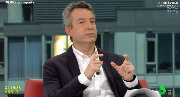 El doctor César Carballo, en 'La Sexta