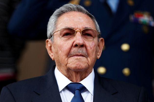 Raul Castro lors d'un sommet à Caracas le 17 mars