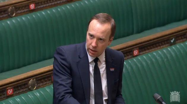 India Added To UKs Covid Travel Red List, Announces Matt Hancock