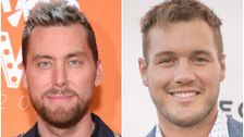 Lance Bass: Colton Underwood Is 'Monetizing The Experience' Of Being Gay