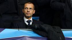 L'UEFA menace toujours d'exclure des clubs frondeurs de la Super League de la Ligue des