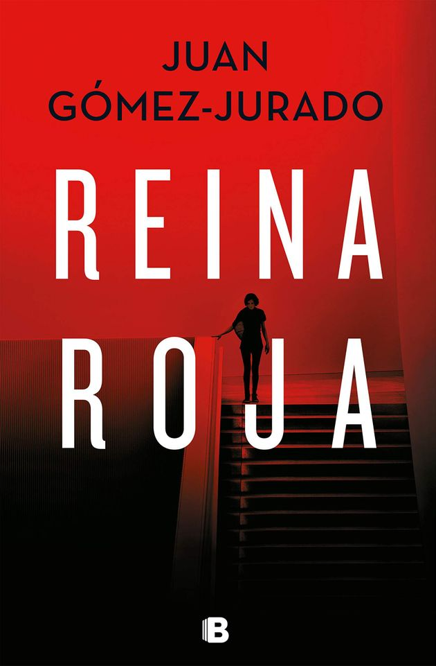 Portada de 'Reina Roja', de Juan Gómez