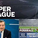 La SuperLega spacca l'Europa del pallone e della politica (di A.