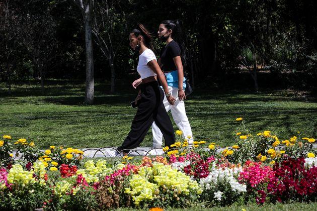 Βόλτα στον εθνικό κήπο - και ματιά στην ιστορία του