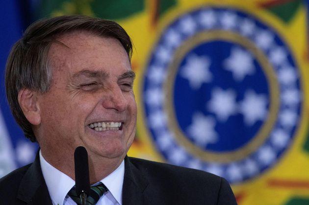 El presidente de Brasil, Jair