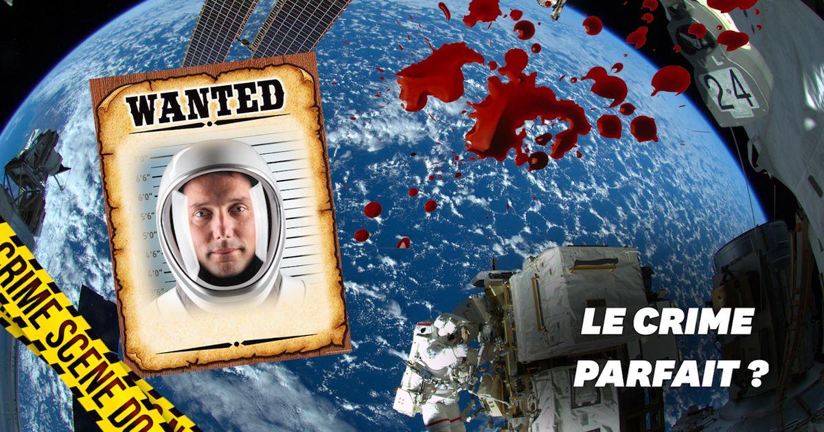 Que risque Thomas Pesquet s'il commet un crime dans l'espace?
