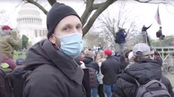 Jordan Klepper Shares Never-Before-Seen Video From 'Awful' Day Of