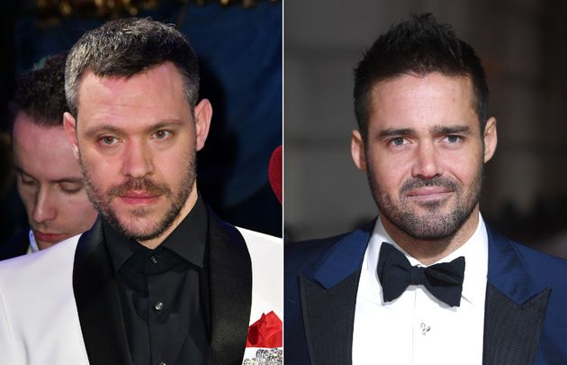 Will Young and Spencer