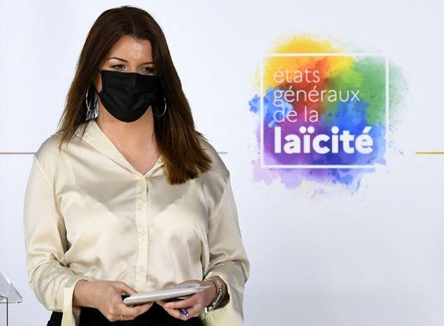 Marlène Schiappa lance les Etats généraux de la laïcité à Paris le 20 avril